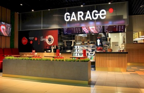 Кафе «GARAGE» food & coffee
